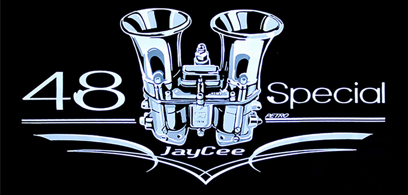 48 Special VW Drag racecar